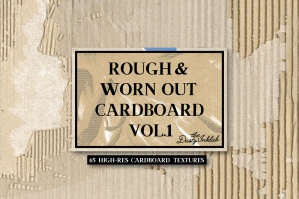 Rough & Worn Out Cardboard Vol. 1