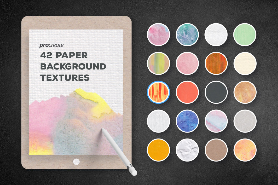 Background Textures for ProCreate