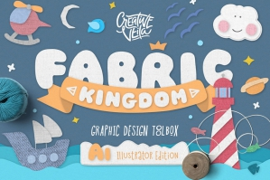 Fabric Kingdom - Illustrator Edition
