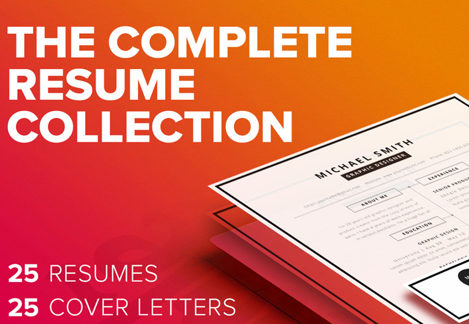 The Complete Resume Collection