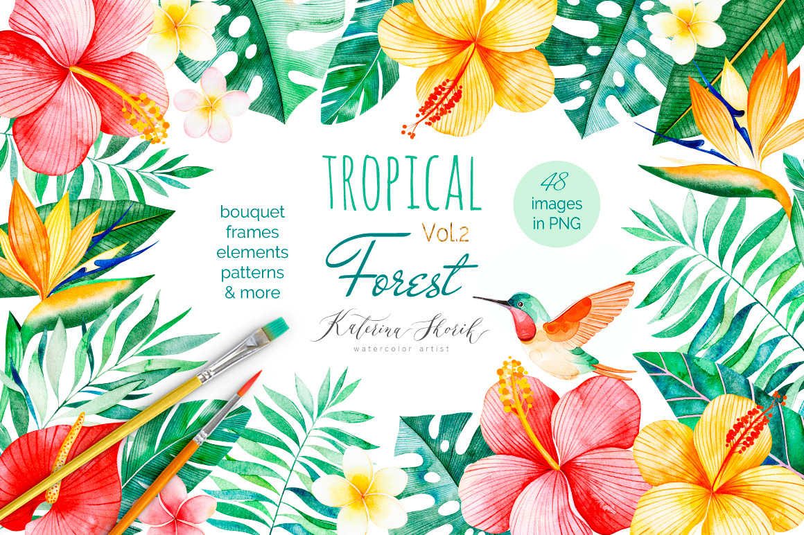 Tropical Forest Vol.2