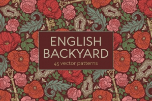English Backyard Patterns