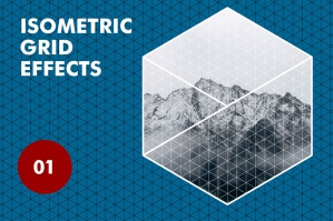 Isometric Grid Effects