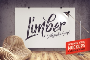 Limber Script and Mockups