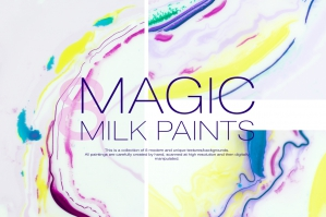 Magic Milk Paints