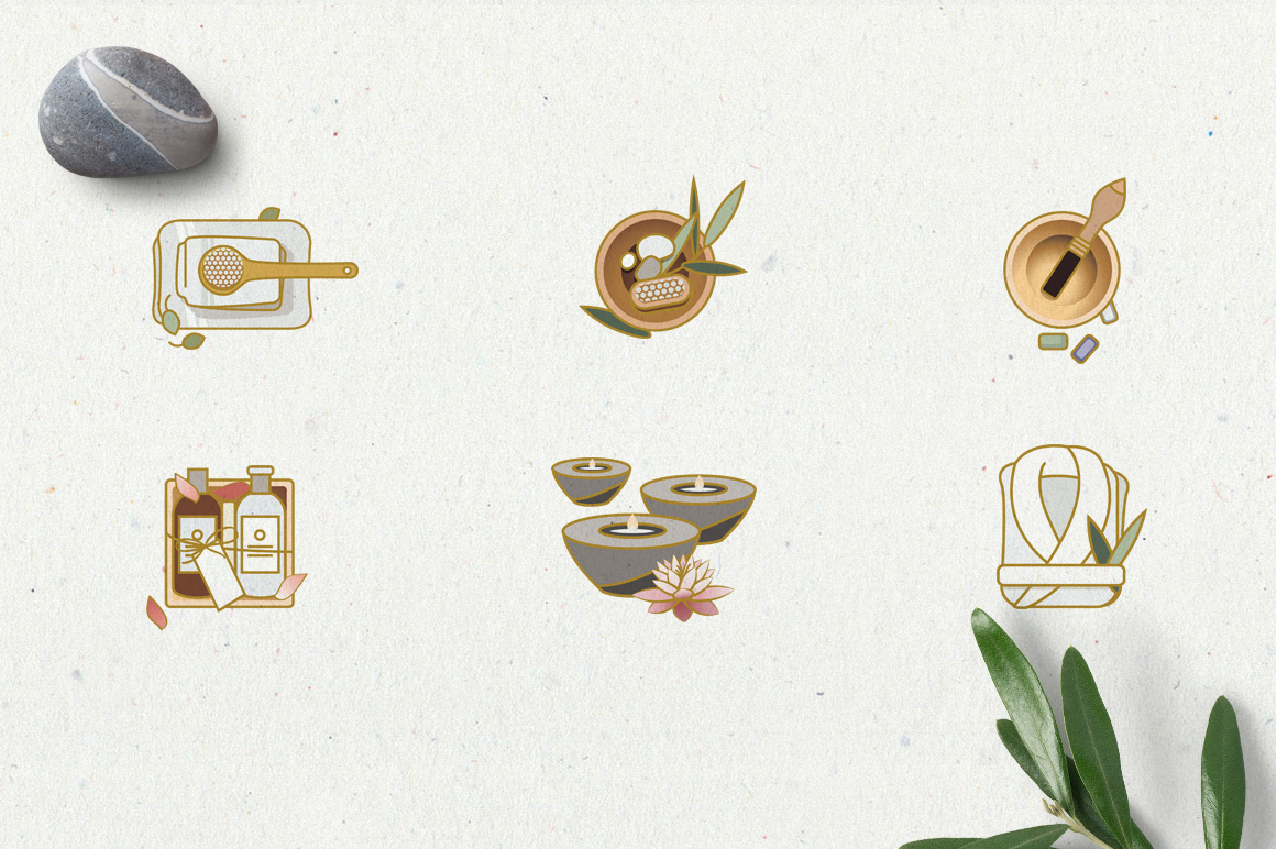 Mindfulness Icon Pack