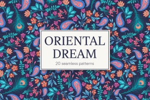 Oriental Dreams Patterns