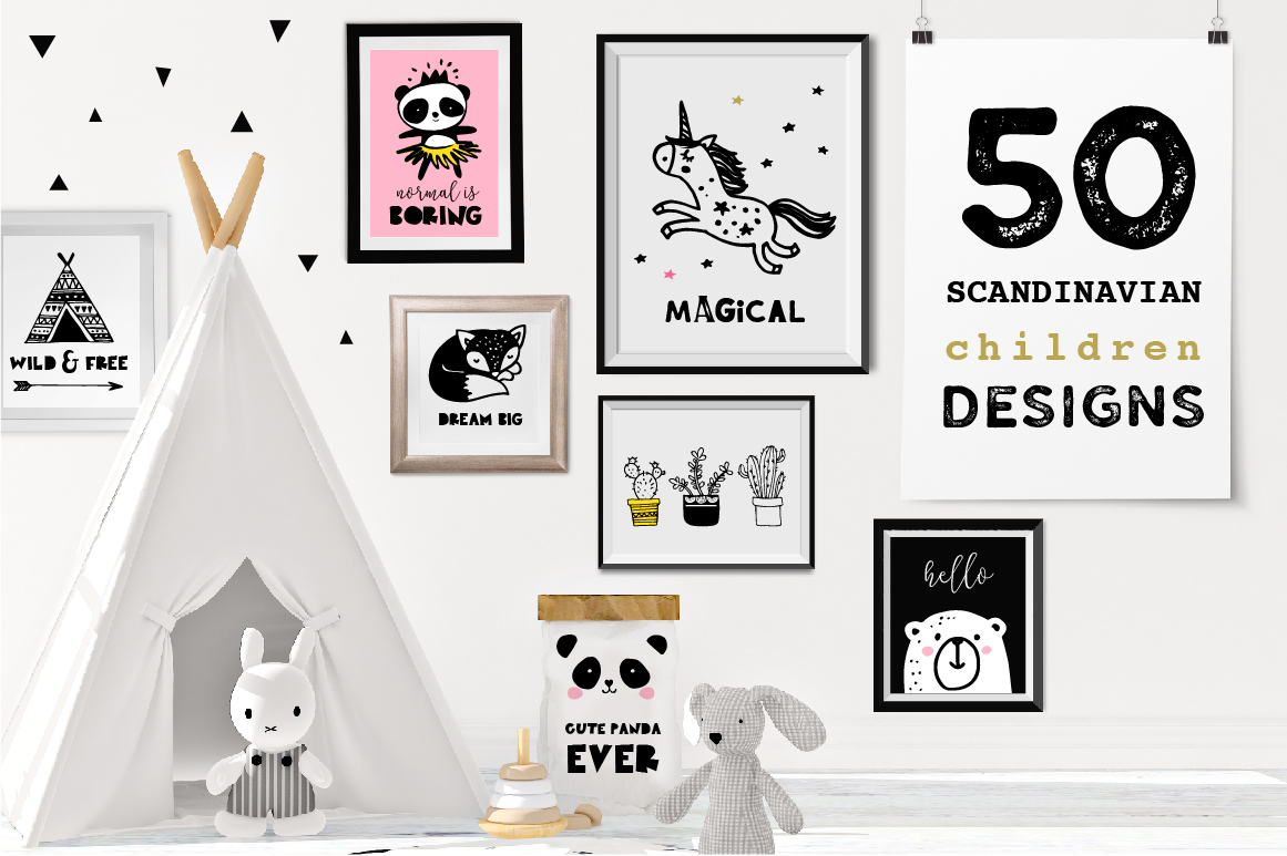 Scandinavian Style Decor And Design