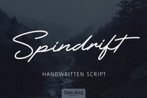 Spindrift Handwriting Script