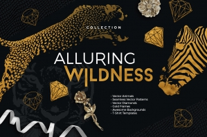 80 Alluring Wildness Collection