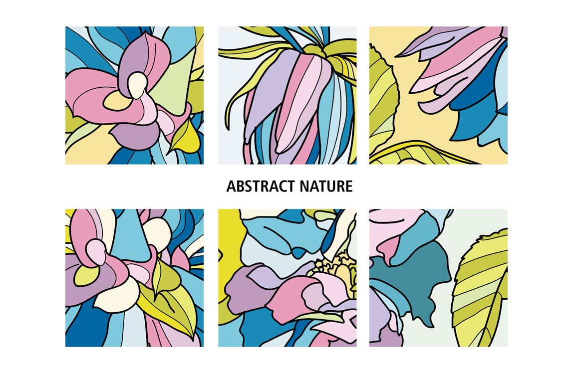Abstract Nature Backgrounds