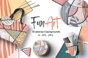 Fun Art Backgrounds
