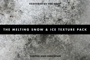 The Melting Snow and Ice Texture Pack