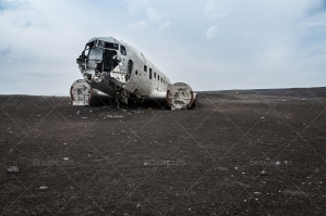Crashed DC 3 Plane On Sólheimasandur Beach In Iceland No. 4