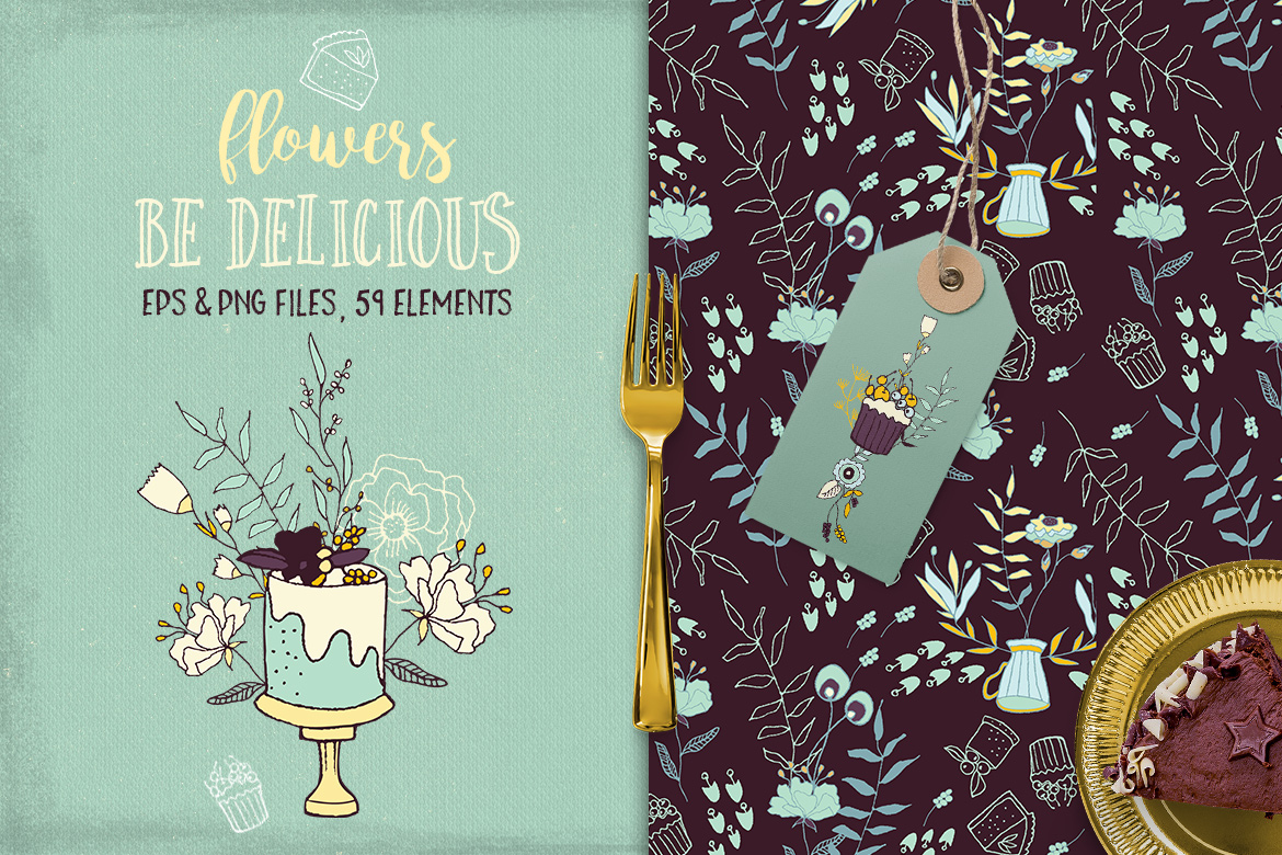 Be Delicious Flowers