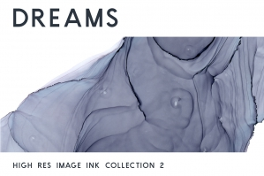 Dreams. Ink Texture Collection 2