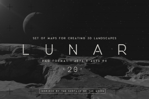 Lunar Landscapes Kit