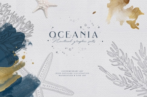 Oceania - Fine Art Graphics