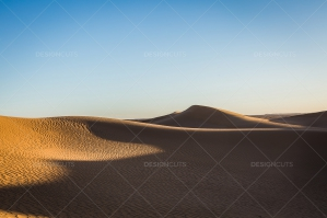Sand Dunes In The Sahara Desert No. 17