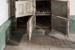 The Former Morgue In Ellis Island Immigration Hospital No. 1