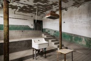 The Former Morgue In Ellis Island Immigration Hospital No. 2