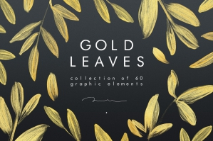 Gold Leaves Collection