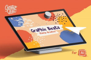 Graphic Beats: Illustrator Brushes