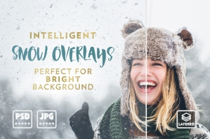 Intelligent Snow Overlays