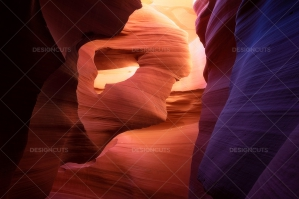 Rock Formation In Upper Antelope Canyon 4