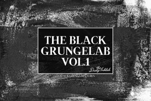 The Black Grungelab Vol. 1
