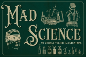 Vintage Science Illustrations
