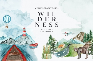 Wilderness A Visual Storytelling