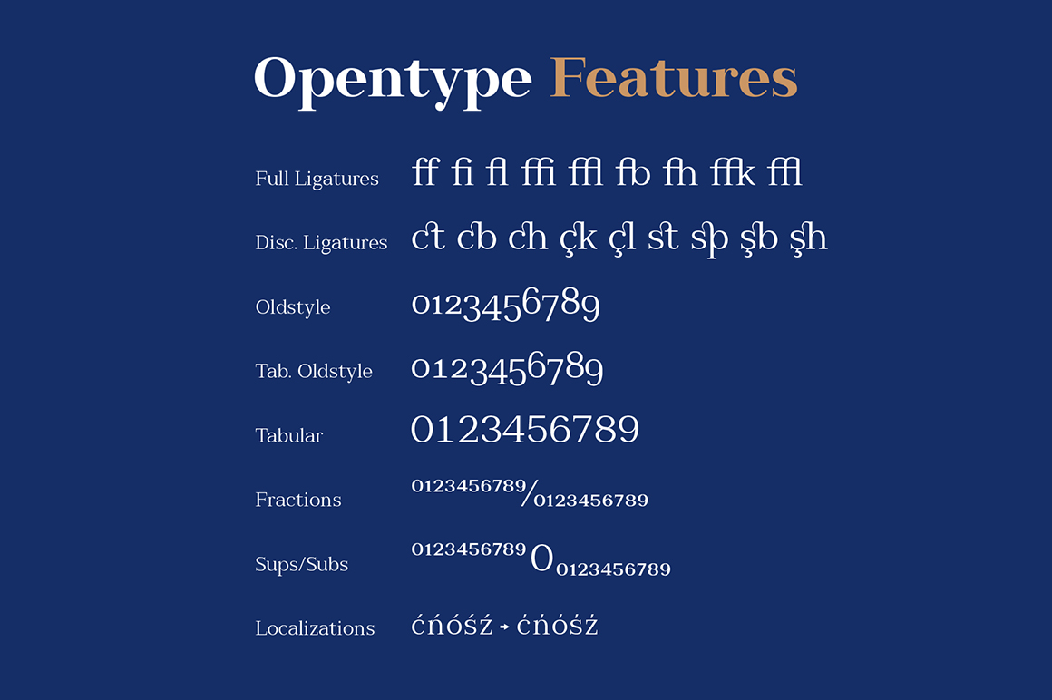 The Font Lovers Versatile Library