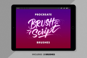 Free: Procreate Brushes & Worksheets Sample