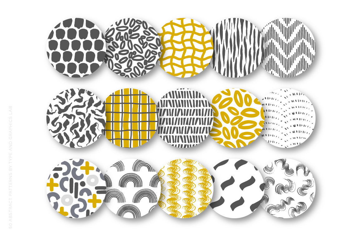 50 Abstract Patterns