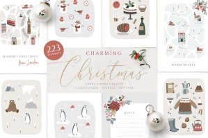Charming Christmas Card & Map Creator