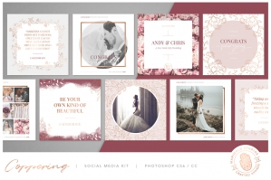 Coppering - Social Media Kit