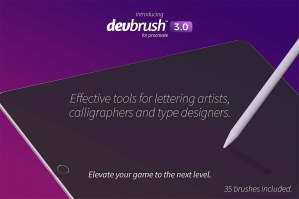 DevBrush 3.0 for Procreate