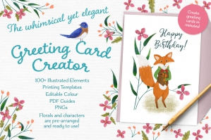 Greeting Card Creator