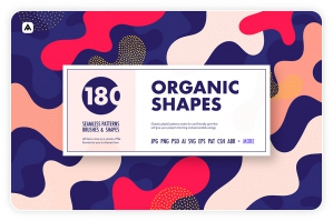 Organic Shapes Bundle