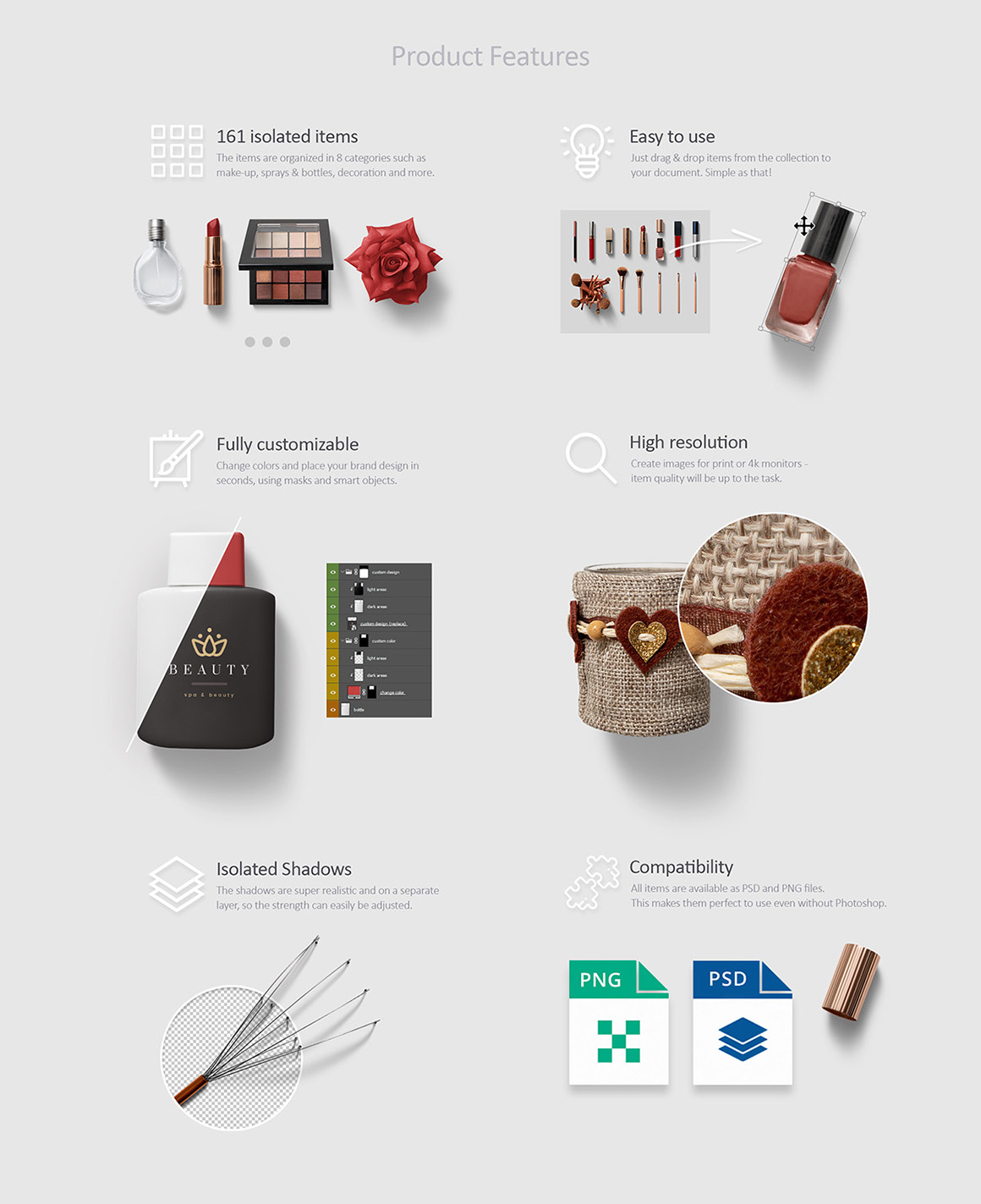 The Mammoth Mockup Template Toolkit