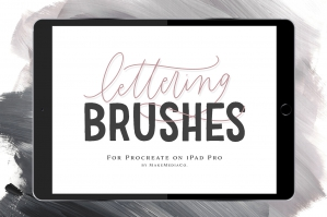 12 iPad Brushes For Procreate