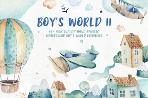 Boys World II