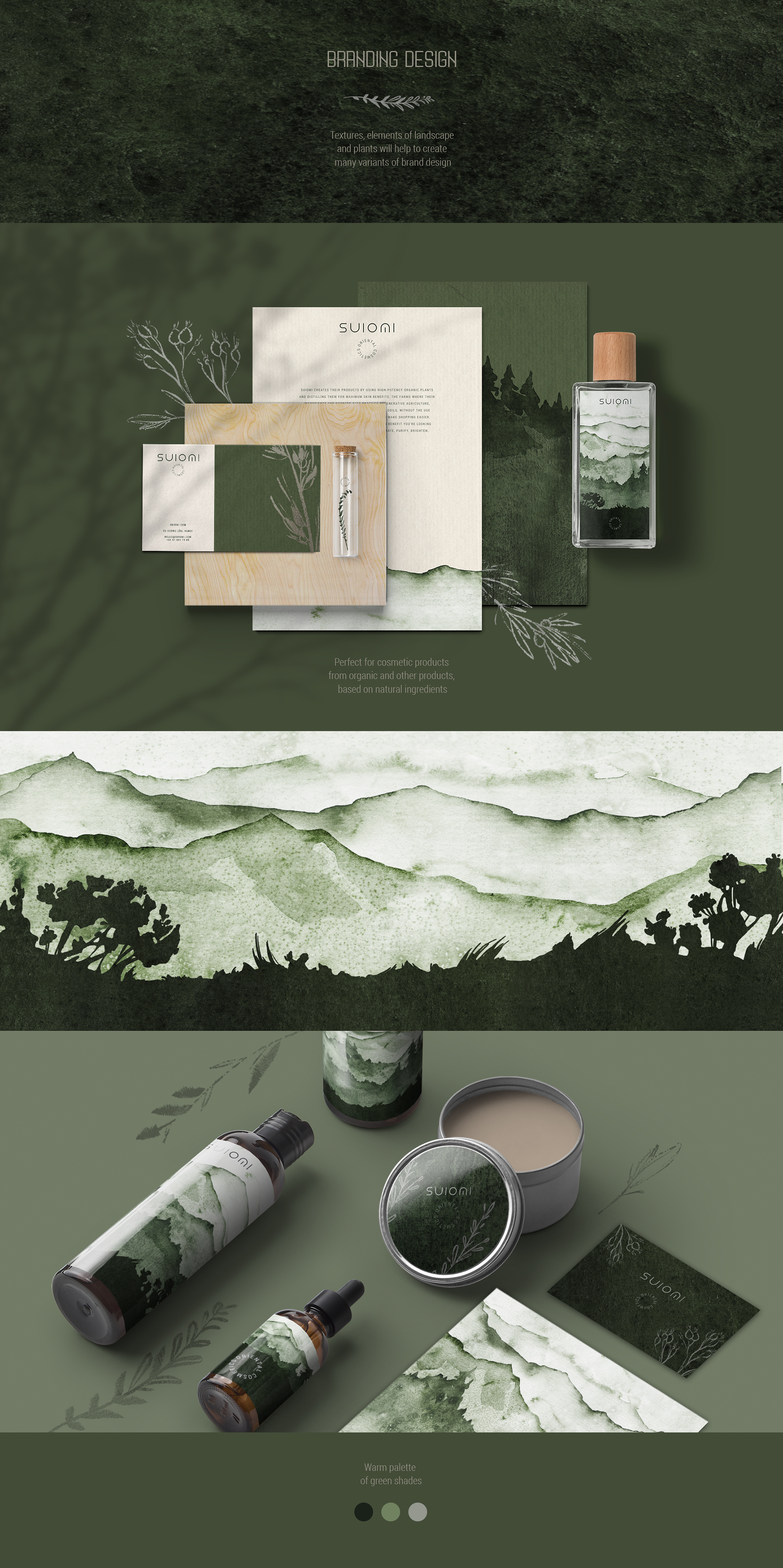 Into the Wild - Branding Collection