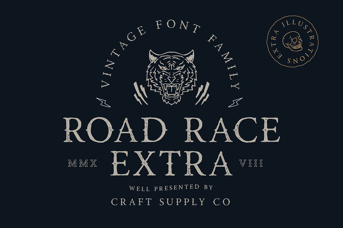 Road Race Extra and Illustrations
