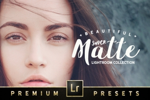 Free: Super Matte Lightroom Collection