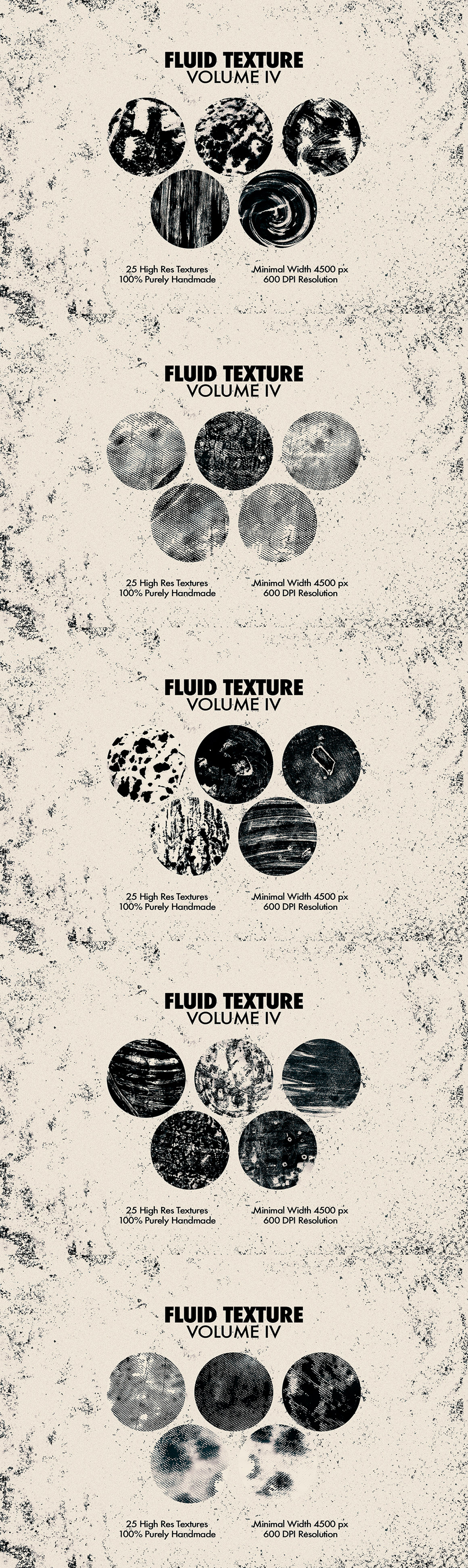 Fluid Textures Volume IV