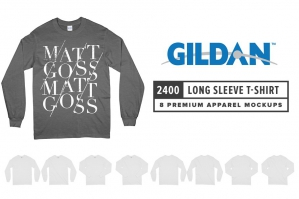 Gildan 2400 Long Sleeve T-shirt
