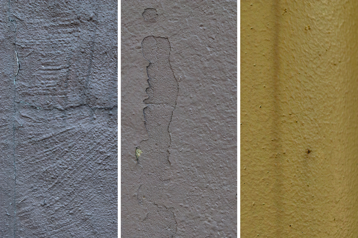 Gordon Square - Paint Textures