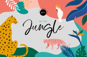 In The Jungle - The Wild Collection